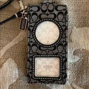 Coach Accessories - Coach Signature iPod Nano Case